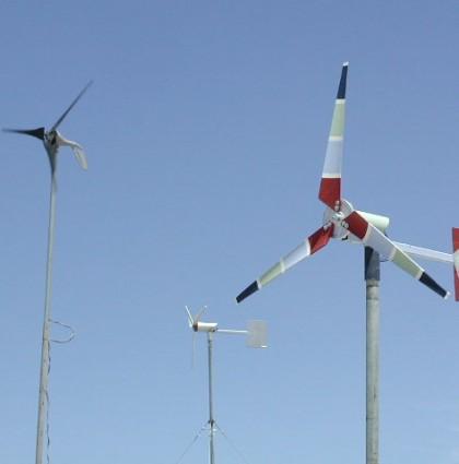 Chispito Wind Generator