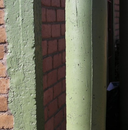 Fabric Formed Posts