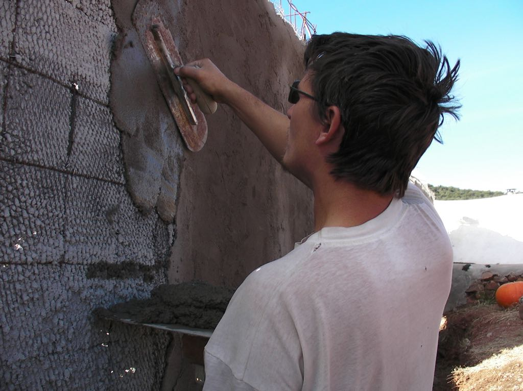 How To Ferro Cement Walls