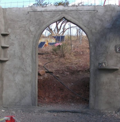 Ferro-cement Walls