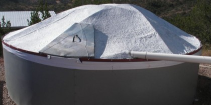 Latex Concrete Roof