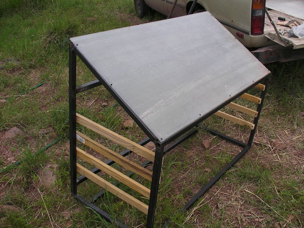 How To Solar Food Dryer