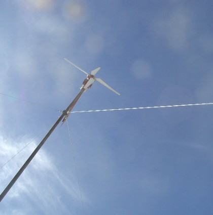Wind Generator Tower