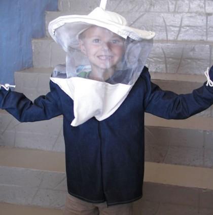 Kid's Bee Suit