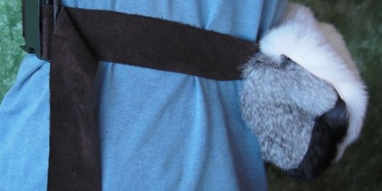 Furry Fanny Pack