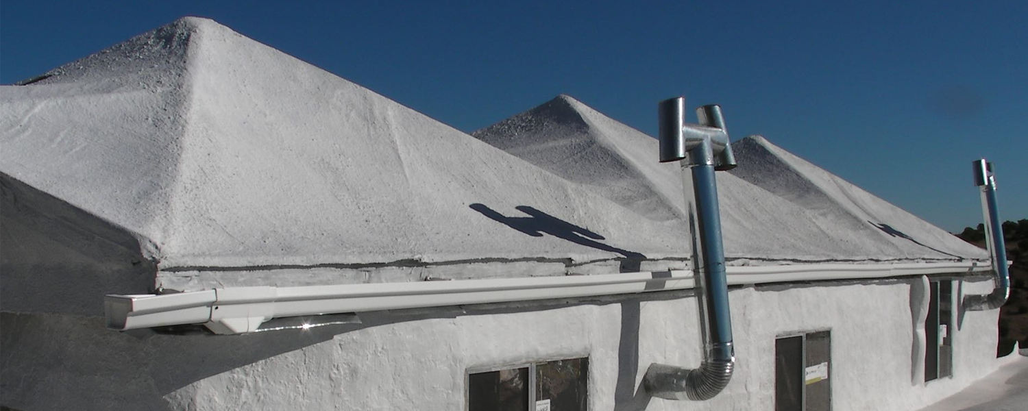 How To: Latex Concrete Roof
